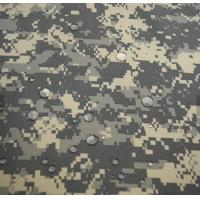 Quality High quality fashion Waterproof  pvc coated winter snow camouflage fabric wholesale