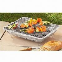 China Disposable Instant Grill for Camping on sale