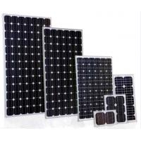 Quality High Efficiency Mono Cell Solar Panel 330 Watt For Off Grid Solar System wholesale