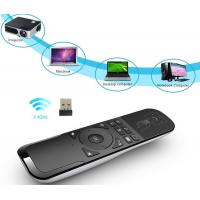 Quality Mini Keyboard Air Mouse RF TV Remote Control for Akira Laser Pointer wholesale
