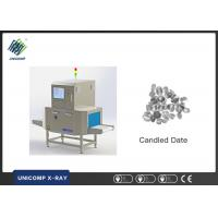 Quality Matters Food Foreign Materials excellent operability X Ray Detection and Inspection Systems wholesale
