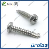 Buy cheap Stainless Steel 304 Philips Pan Head Self Drilling Screws product