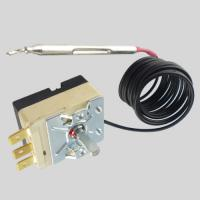 Cheap Capillary bulb Thermostats Temperature Controller for BBQ oven for sale