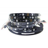 Quality Cuttable Multi Color Led Rope Lights Outdoor WS2811 IC SMD5050 60 Leds 12V DC wholesale