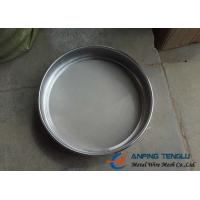 Quality AISI/SUS Standard Stainless Steel Sieve Wire Mesh With 100, 200, 300, 400, 500, 600 micron wholesale