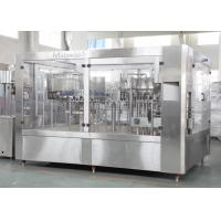 China Customized Electric 8000BPH Beverage Carbonated Drink Filling Machine 220V for Soft Drinks Filler Machine on sale