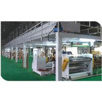 China Adhesive Bopp Tape Coating Machine 1100mm 1400mm 1700mm Web Width Available on sale