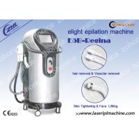 Quality Skin Care Multi Function Beauty Equipment E-light IPL RF , Hair Removal  Machine wholesale