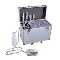 Quality YS Dental Portable Turbine Unit Suction Work Air Compressor 3Way Syringe CE FDA wholesale