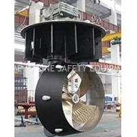 China CCS, BV, RINA, NK Approved Marine Rudder Propeller Marine Bow Thruster on sale