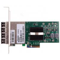Quality Femrice Quad Port PCIe x4 Intel 82580EB Gigabit Network Interface Controller 1G Gigabit Ethernet Server Network Adapter wholesale
