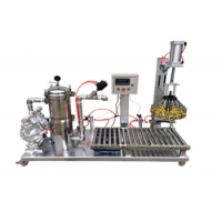 Quality 50KG Roller Conveyor Machine Weighing Filling Machine LAGZ GT wholesale
