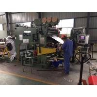 Quality High Speed Transformer Manufacturing Machinery , Double Layer Transformer Foil Winding Machine wholesale