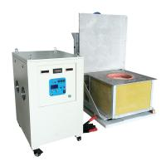 Quality Professional manufacturer 100KW IGBT Induction meltal melting furnace, casting machine wholesale