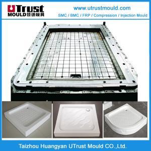 Quality SMC compression mould sanitary mould compression mould in Taizhou SMC shower base mould wholesale