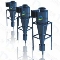 Buy cheap industrial duster dust collection system cyclone dust collector from wholesalers