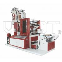 Quality High Capacity Mini Plastic Film Printing Machine With Two Colors Printing wholesale