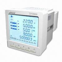 Quality Multifunction Power Meter with Power Quality Analysis and RS-485 Communication Port/Ethernet Port wholesale