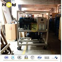 Quality Double Stage Oil Filtration Equipment , Air Extractor Vacuum Pumping Machine Set wholesale