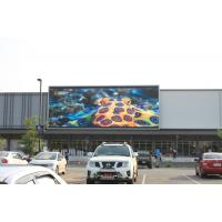 China High Definition Billboard Display Advertising Full Color DIP P10 CE / Rohs Approved on sale