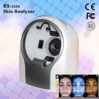 China Facial 3D Skin Analyzer Magnifier Machine With 1/1.7'' CCD  Sensitization Device on sale