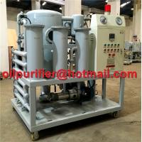 Quality transformer oil filtration plant manufacturers, China Vacuum Oil Purifier, oil cleaner, insulation oil recycling system wholesale