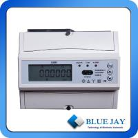 Quality Electric Power Meter CE Approved Three Phase Four Wires Energy Meter Multi-tariff Multi-function RS485 wholesale