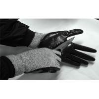 Quality Anti Cut Level 3 Cut Resistant Gloves HPPE Shell Material Delicate Design wholesale