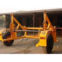 Buy cheap Cable Drum Trailer ,Cable Drum Tow from wholesalers