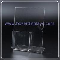China Acrylic Business Card Holders/Superior Image Sign Holder direct from Manufacture for sale
