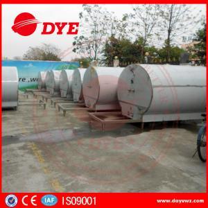 Quality Industrial Milk Storage Tank Transport Storage Semi - Automatic wholesale