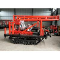 China Low Speed Hydraulic Core Drilling Machine , XY-1B Water Borehole Drilling Equipment on sale