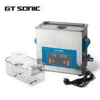 Quality 6L 3D Printer Parts Ultrasonic Cleaner Stainless Steel Tank With LED Digital Display 40kHz wholesale