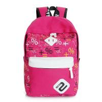 Quality backpack bags for girls for students canvas stylish day backpacks pink wholesale