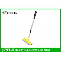 Quality PP Sponge Iron Material Window Cleaning Squeegee With Telescopic Handle wholesale