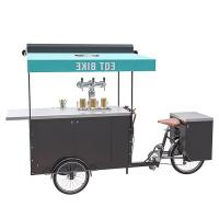 Quality Environment Friendly Beer Bike Cart Stainless Steel Body Material wholesale
