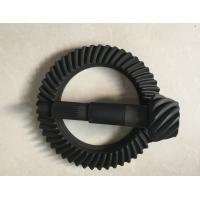 Cheap Rear Differential Ring And Pinion  , ISUZU Spiral Differential Pinion Gear for sale