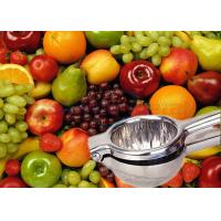 Quality Commercial Kitchen Tools Manual Stainless Steel Lemon Squeezer Juicer wholesale