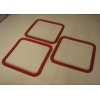 Quality Food Grade Silicone Rubber Washers Closed Cell Silicone Foam Gasket wholesale