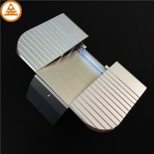 China Economic Cnc Aluminum Profile , Aluminum Heatsink Extrusion Profiles on sale