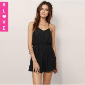 Quality Europe new style elastic waist dress halter V-neck halter sleeveless chiffon women dresses wholesale