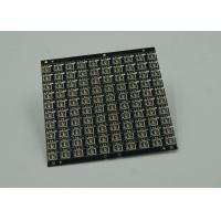 Quality Black Soldermask 2 Layer FR4 PCB Board White Silkscreen ENIG PCB Fabrication wholesale