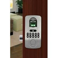Quality Biometric fingerprint door lock has no distingush of right and left. wholesale