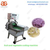 Quality Automatic Potato Chips Cutter for Sale|Factory Price Vegetable/Fruit Cutting Machine|Vegetable and Fruit Cutter  Price wholesale