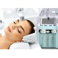 China Professional Radio Frequency Facial Machine Beauty Treatment Machines White Color on sale