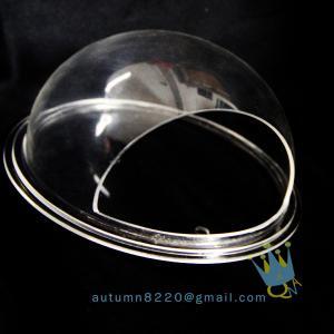 Quality Simple love acrylic fish jar wholesale