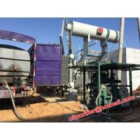 Quality Old Transformer Oil Regeneration Machine, Power Plants Insulating Oil Filtration and Transformer Oil Cleaning Maintenan wholesale