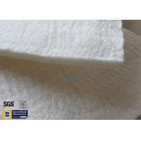 Buy cheap Fiberglass Needle Mat High Silica Silencer Repacking Material 25MM 130KG 1800℉ from wholesalers
