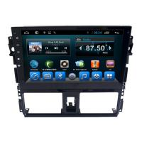 Quality 10.1 Inch Vios Yaris 2016 TOYOTA GPS Navigation with andoid quad core R16/ T3 system wholesale