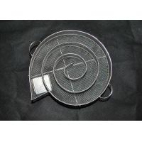 Quality Round And M Type Stainless Steel BBQ Grill Cooking Tools Smoke Generators For Meat Smokers wholesale